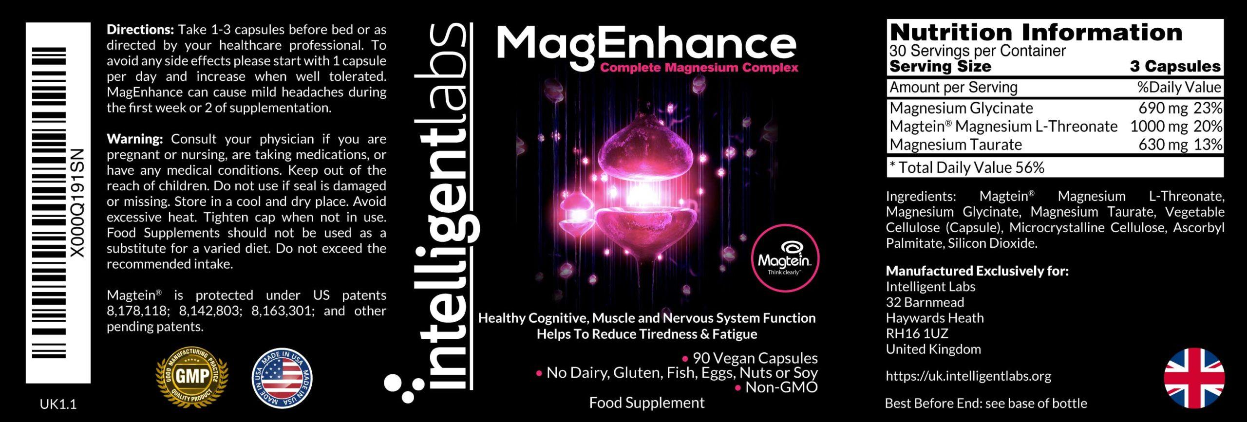 Magnesiumlisä